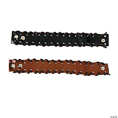Imitation Leather Lacing Bracelet Craft Kit
