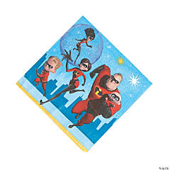 Incredibles 2™ Luncheon Napkins