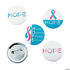 Infant Loss Awareness Hope Buttons