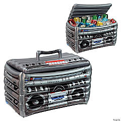 Inflatable Awesome 80s Boombox Cooler