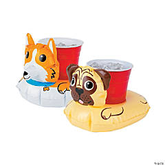 Inflatable BigMouth® Dog Beverage Boats