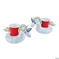 Inflatable BigMouth® Unicorn Beverage Boats