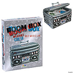 Inflatable Boombox Cooler