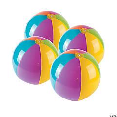 Inflatable Bright Jumbo Beach Balls
