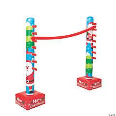 Inflatable Christmas Limbo