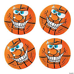 Inflatable Crazy Face Sport Beach Balls