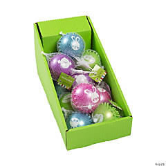 Inflatable Easter Spike Balls PDQ