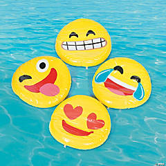 Inflatable Emoji Floats