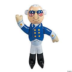 Inflatable George Washington