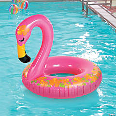 Inflatable Giant Flamingo Float