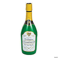 Inflatable Jumbo Champagne Bottle