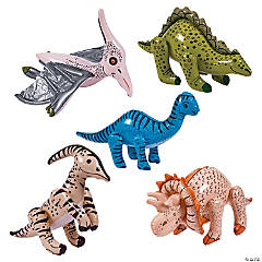 Inflatable Jumbo Dinosaurs