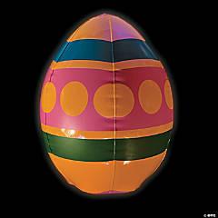 Inflatable Jumbo Light-Up Easter Eggs