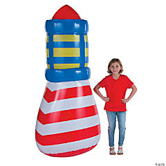 Inflatable Jumbo Lighthouse