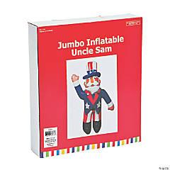 Inflatable Jumbo Uncle Sam