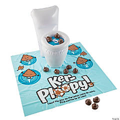 Inflatable Ker-Ploopy Poop Game
