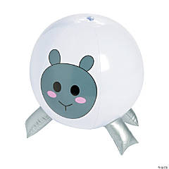 Inflatable Lamb Beach Balls