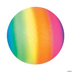 Inflatable Large Rainbow Playground Balls