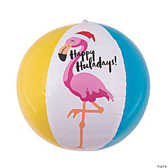 Inflatable Luau Christmas Beach Balls