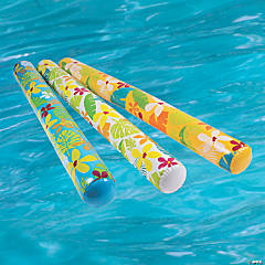 Inflatable Luau Pool Noodles