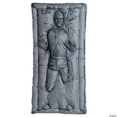 Inflatable Men's Star Wars™ Han Solo in Carbonite Costume