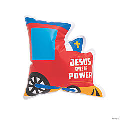 Inflatable Mini Railroad VBS Handouts