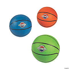 Inflatable Neon Basketballs