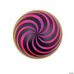Inflatable Neon Rainbow Swirl Balls