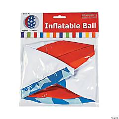 Inflatable Patriotic Beach Balls