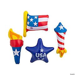 Inflatable Patriotic Set