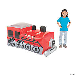 Inflatable Railroad VBS Train