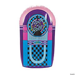 """Inflatable """"Rock 'N' Roll"""" Jukebox"""