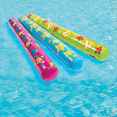 Inflatable Sea Life Pool Noodles