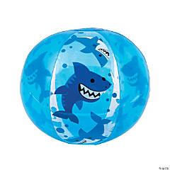 Inflatable Shark Beach Balls