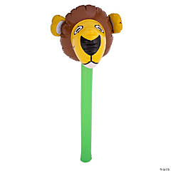 Inflatable Stick Lion