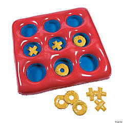 Inflatable Tic-Tac-Toe Float Game