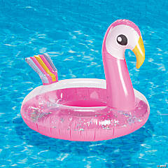 Inflatable Tropical Bird Pool Float