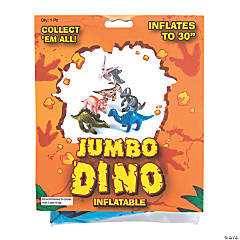 Inflateables™ Inflatable Jumbo Dinosaurs
