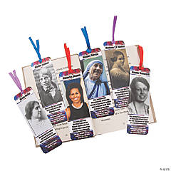 Influential Women Bookmarks
