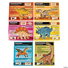 Informational Dinosaur Posters