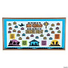 Inn Crowd or Stable Few Bulletin Board Set