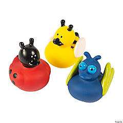 Insect Rubber Ducks