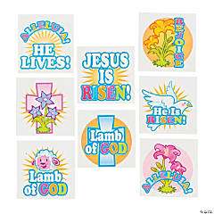 Inspirational Easter Temporary Tattoos