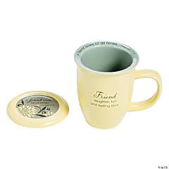 Inspirational Friend Mug & Coaster