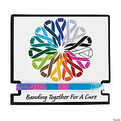 Inspiring Awareness Bands with Card