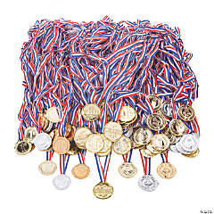 International Games Award Medal Assortment