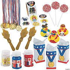 International Games Goody Bag Kit for 12