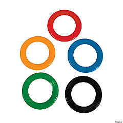 International Games Mini Flying Rings