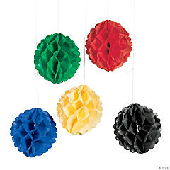 International Games Tissue Balls
