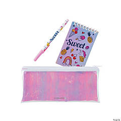 Iridescent Stationery Sets